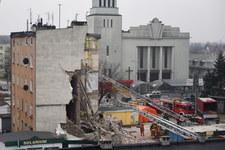 Poznań: Wybudzono domniemanego sprawcę wybuchu kamienicy