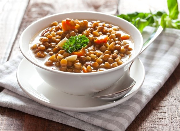 Pożywne i sycące warzywa stączkowe to doskonałe źródło białka i witamin /123RF/PICSEL