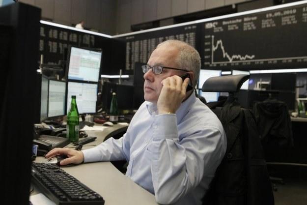 Praca w funduszu hedgingowym wiąże się z presją i gotowością na podejmowanie ryzyka /AFP