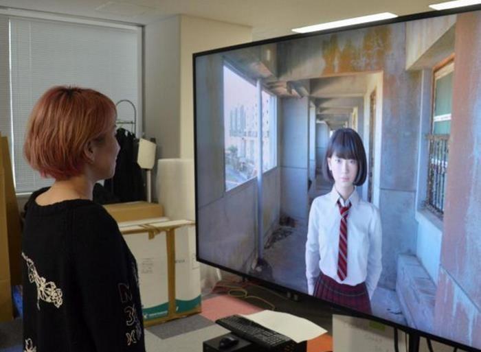 Prace nad przeniesieniem Sayi do wirtualnego świata trwają /materiały prasowe