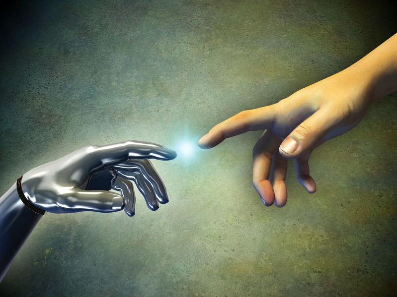 Prace nad technikami zapewniającymi długowieczność oraz umieszczeniem ludzkiej świadomości w maszynie trwają już od dłuższego czasu. /123RF/PICSEL