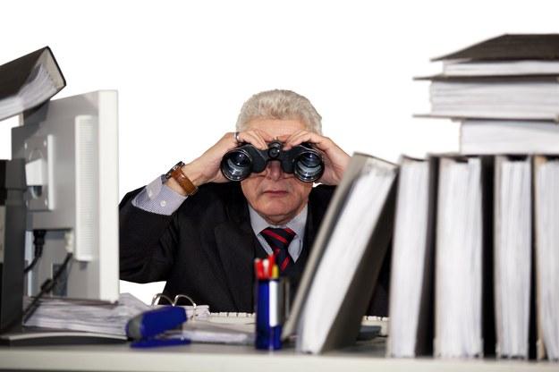 Pracodawca będzie musiał poinformować pracowników o stosowaniu monitoringu /123RF/PICSEL