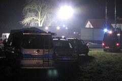 Pracowita noc dla służb po tragedii w Jankowie Przygodzkim
