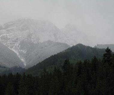 Pracowity dzień ratowników w Tatrach. Turystka osunęła się na stromym stoku