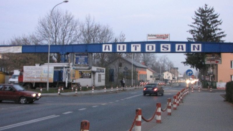 Pracownicy Autosanu dostaną przed świętami swoje pieniądze /Archiwum RMF FM /RMF FM