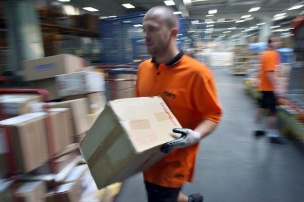 Pracując w supermarkecie można zarobić 8-10 euro na godzinę, fot. Przemysław Pokrycki /© Panthermedia