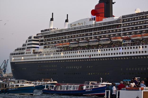 Pracy na statku zwykle nie da się podjąć z dnia na dzień /© Panthermedia
