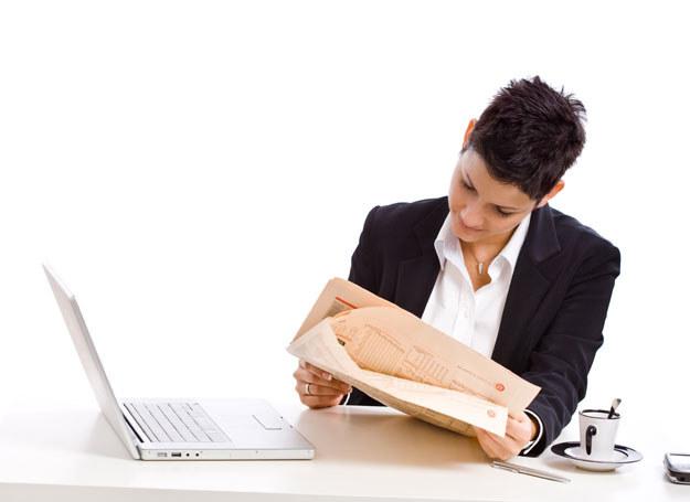 Pracy szukaj nie tylko w sieci /©123RF/PICSEL
