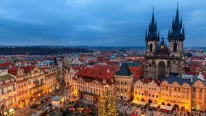 Praga. Zapach świąt  nad Wełtawą