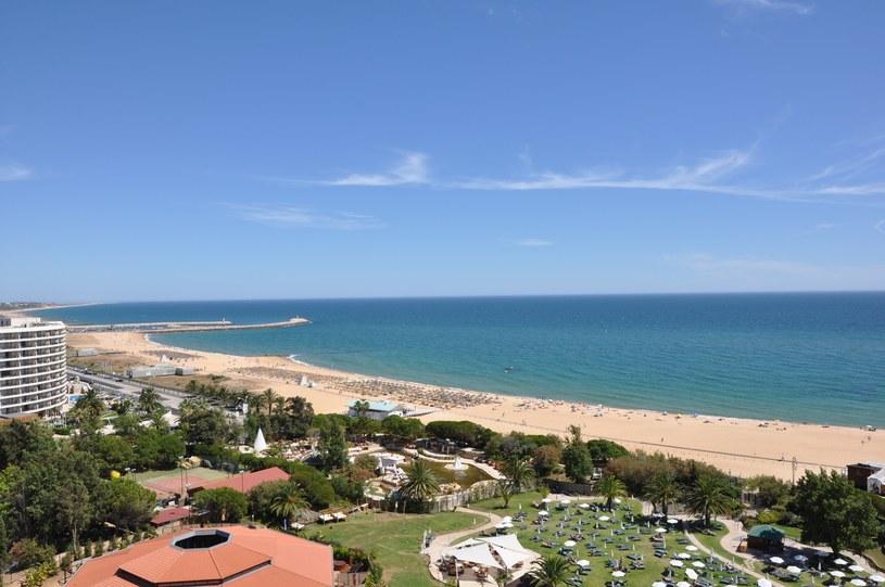 Praia de Vilamoura, fot. Algarve Tourism /materiały prasowe