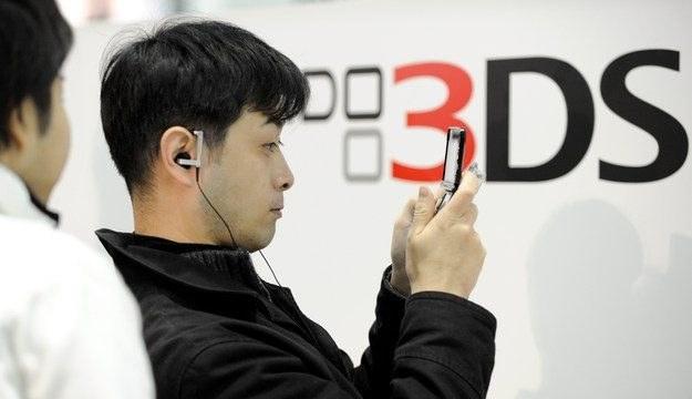 Prawdopodobnie jak w większości produktów Nintendo również 3DS zrobi show, szczególnie w Japonii /AFP