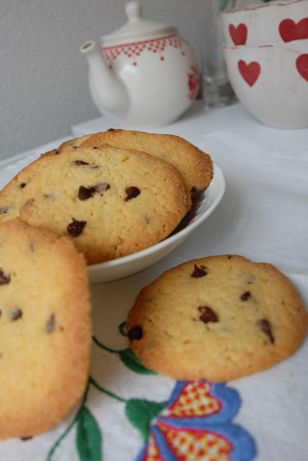Prawdziwe, amerykańskie Cookies.