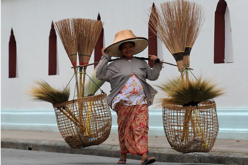 Prawdziwy klimat kraju można poczuc w Chiang Mai /AFP