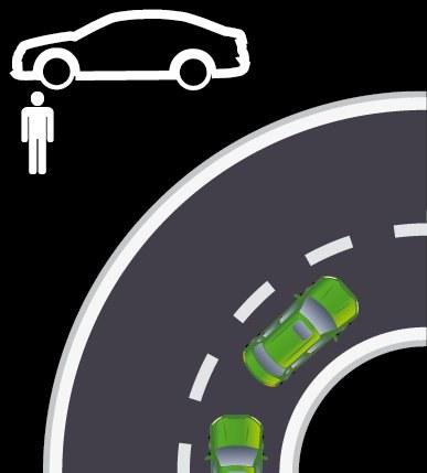 Prawidłowo auto powinno naturalnie rozpocząć skręt, a nie reagować podsterownością. /Motor