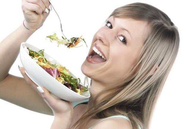 Prawidłowo zbilansowana dieta roślinna jest bezpieczna dla zdrowia /© Panthermedia