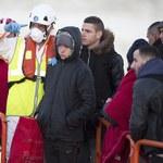 Prawie 1,5 tys. migrantów uratowano na Morzu Śródziemnym