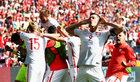 Prawie 12 mln widzów oglądało mecz Polska - Szwajcaria