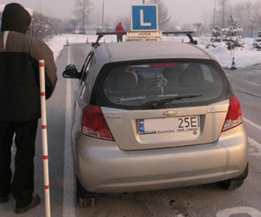 Prawo jazdy, czyli  system oblewania