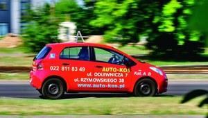 Prawo jazdy - wcześniejszy zapis na kurs