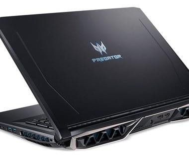 Predator Helios 500 z procesorem Intel Core i9+ i kartą graficzną NVIDIA GeForce GTX 1070