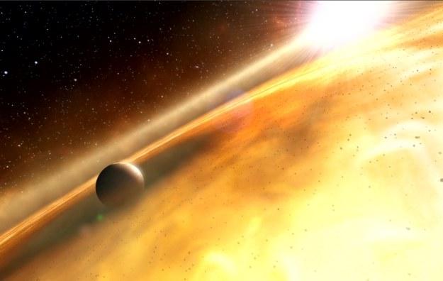 """Prędzej czy później będziemy musieli znaleźć """"nową"""" Ziemię /NASA"""