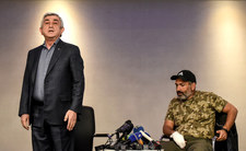 Premier Armenii podał się do dymisji