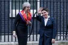 Premier Beata Szydło rozmawiała telefonicznie z Theresą May na temat brexitu