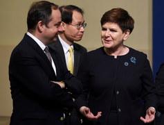 Premier Beata Szydło z wizytą w Stambule
