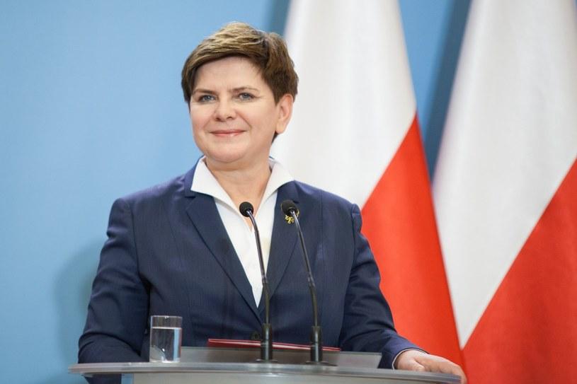 Premier Beata Szydło / Aleksandra Szmigiel-Wiśniewska /Reporter