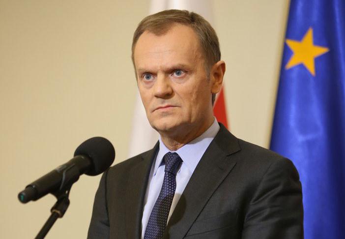 Premier Donald Tusk /Stanisław Kowalczuk /East News