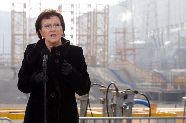 Premier Ewa Kopacz /Krzysztof Świderski /PAP