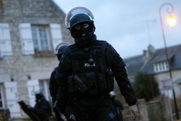 """Premier Francji: od ataku na """"Charlie Hebdo"""" udaremniono pięć zamachów. /YOAN VALAT  /PAP/EPA"""
