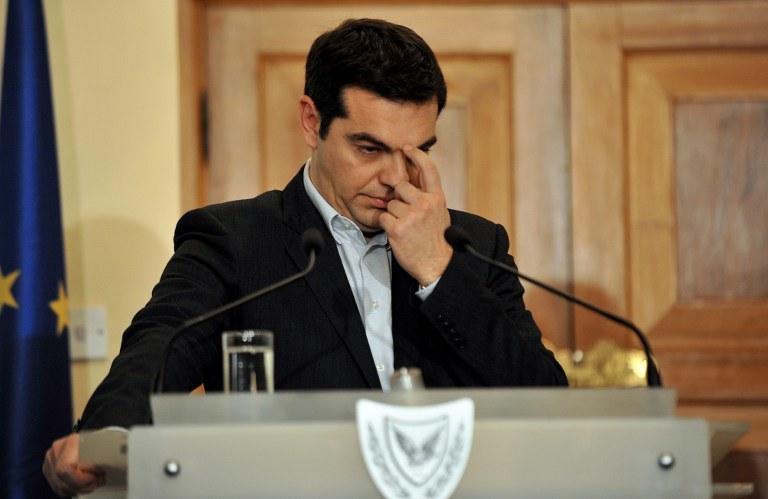 Premier Grecji /AFP
