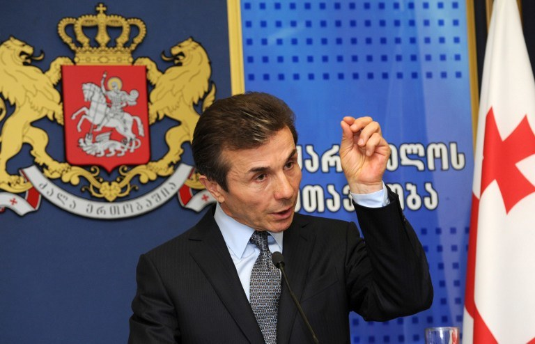 Premier Gruzji Bidzina Iwaniszwili /AFP