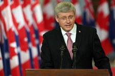 Premier Harper: Kanada nie da się zastraszyć