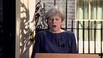 Premier May: Chcemy przyśpieszonych wyborów parlamentarnych w Wielkiej Brytanii
