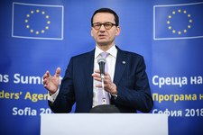 Premier Morawiecki o spotkaniu z szefem KE