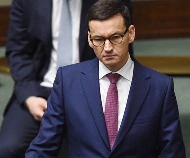 Premier Morawiecki wystawił zlecenie na sprzedaż posiadanych akcji BZ WBK