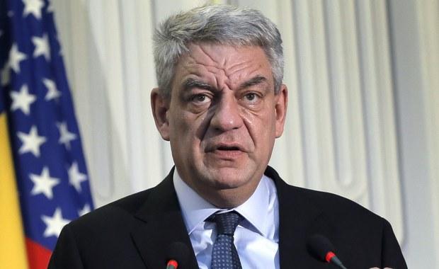 """Premier Rumunii mówił o """"wieszaniu osób odpowiedzialnych"""". Teraz się tłumaczy"""