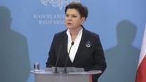 Premier Szydło o ustawie dekomunizacyjnej (TV Interia)
