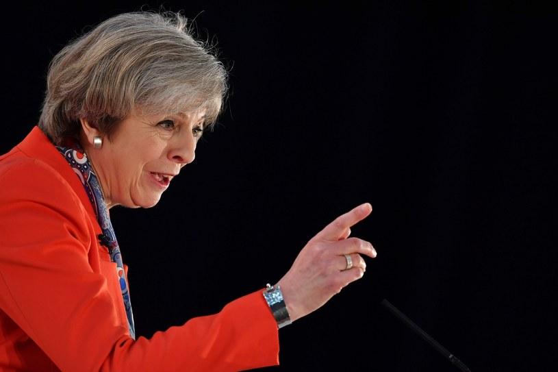 Premier Theresa May /East News