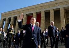 Premier Turcji ogłosił dymisję ministra spraw wewnętrznych