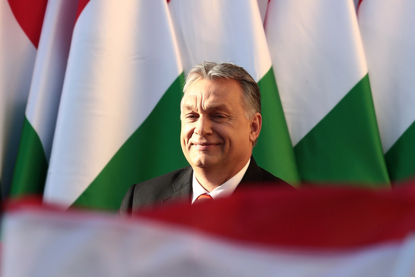 Premier Węgier Viktor Orban /AFP