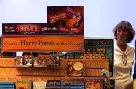 """Premiera najnowszego """"Pottera"""" wzbudza wiele emocji /AFP"""