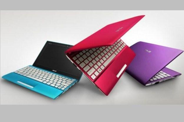 Premiera nowych Asusów Eee PC Flare już na CES 2012 /materiały prasowe