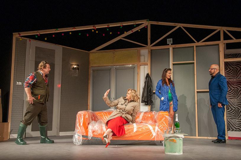 """Premiera spektaklu """"Lunch o północy"""" w Teatrze Capitol 23 marca /materiały prasowe"""