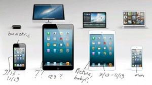 Premiery urządzeń Apple przesunięte?