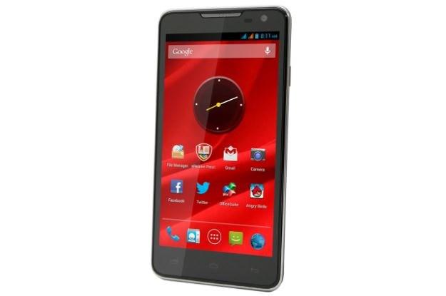Prestigio MultiPhone 5044 Duo - alternatywa dla droższych 5-calowych smartfonów /materiały prasowe
