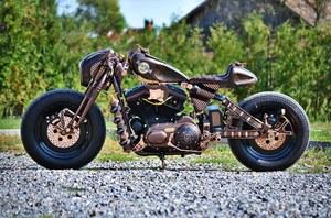 Prestiżowe nagrody dla motocykla z Polski