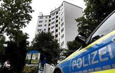 Prewencyjna ewakuacja wieżowca w Wuppertalu
